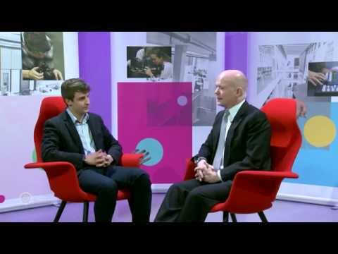 CPDA Students interview William Hague, Leader of the House of Commons