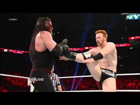 Sheamus vs. Kane: Raw, Feb. 4, 2013 thumbnail
