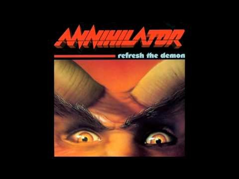 Annihilator - A Man Called Nothing