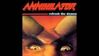 Watch Annihilator A Man Called Nothing video