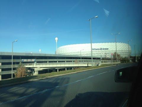 Tour on Allianz Arena & FC Bayern