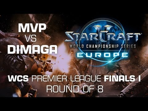 MVP vs. DIMAGA - Semi Finals - WCS Europe Premier League