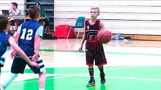 BOYS BASKETBALL GAMES | 🏀DOUBLEHEADER🏀 | 10 Year Old Boys Competitive Basketball