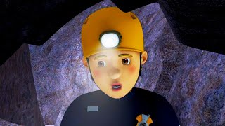 NEW Fireman Sam US 🔥EMERGENCY: Penny stuck in a Cave 🚒Sam's best Saves 🔥Kids Movie