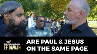 Video: On Jewish Law, Jesus was Liberal, but Apostle Paul was a Heretic who abandoned the Law - Nazam44 vs Christian