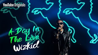 Wizkid - No Stress (Live) | A Day in the Live