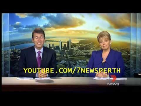 Seven News Perth - News & Weather 23/02/2012