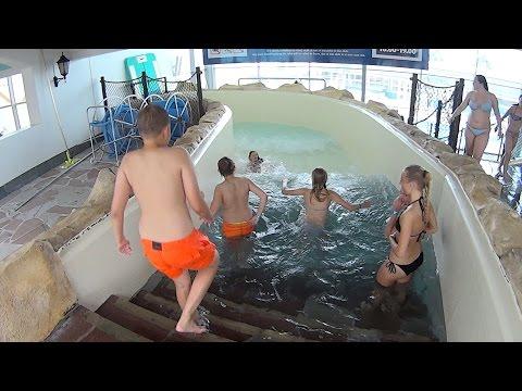 Best Water Slide at Lalandia
