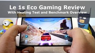 Le 1s Eco Gaming, Heating and Benchmark Overview