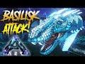 MONSTER BARU KUAT BANGET! BASILISK ATTACK! - ARK SURVIVAL EVOLVED ABERRATION MP3