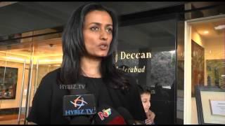 Namrata Shirodkar Actress with Rainbow Hospital