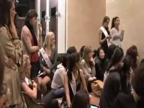 Miss Asia Pacific World 2011 Fiasco: Contestants protest unfair judging system