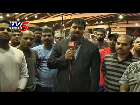 NATS Sports Meet | NATS Volleyball Tournament In Dallas | USA | TV5 News