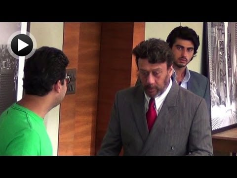 Jackie Shroff On The Sets Of Aurangzeb - Capsule 2 - Aurangzeb