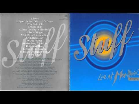 Stuff - Stuff's Stuff (Live At Montreux 1976)