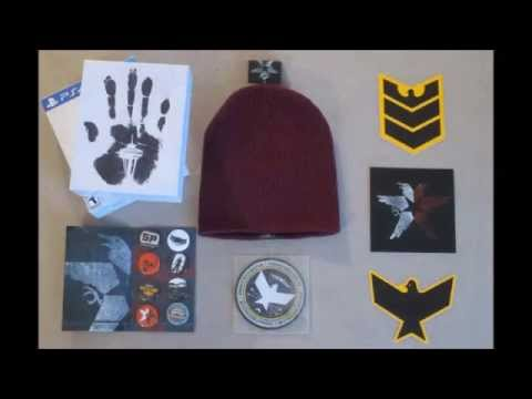 Infamous: Second Son Collectors Edition Unboxing