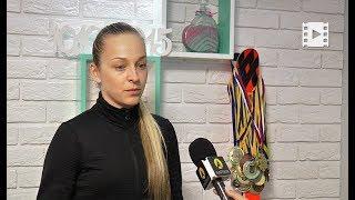 Могулістка із Франківська представить Україну на Олімпіаді в Кореї (відео)