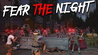 THE COMPANY THAT OWNS ARK MADE A ZOMBIE GAME !! | FEAR THE NIGHT [GAMEPLAY]