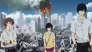 Zankyou no Terror - The game started AMV