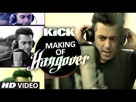 Making Of Hangover Song | Salman Khan | Kick | Meet Bros Anjjan video