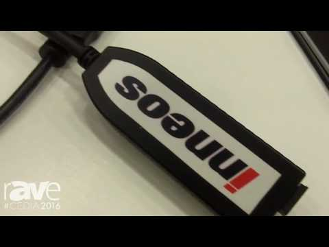 CEDIA 2016: Inneos Intros Full Bandwidth HDMI 2.0 Extender