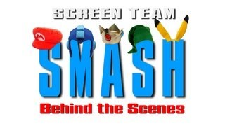 Smash - Behind the Scenes - Super Smash Bros Music Video