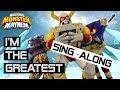 I M THE GREATEST Sing Along Massive Monster Mayhem mp3