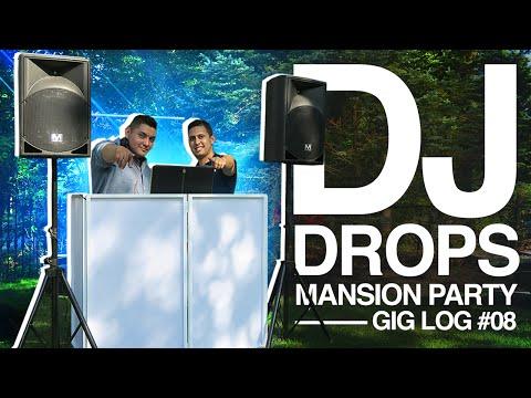 DJ GIG LOG: CRAZY Graduation PARTY | DJ TIPs: Where to get DJ DROPS?