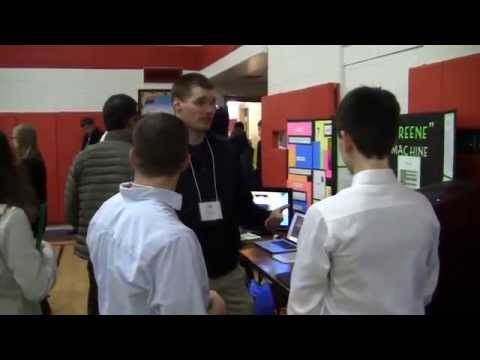 Manlius Pebble Hill School's 2014 STEM Fair--Uncommon to the Core! - 03/31/2014