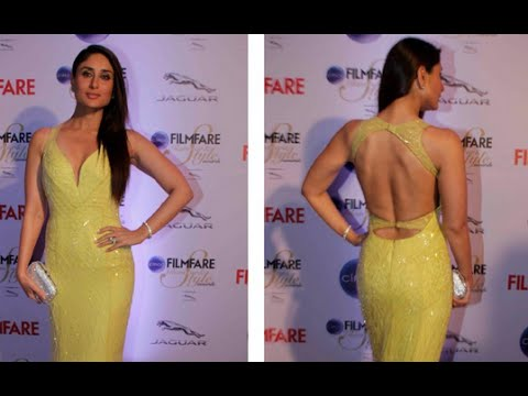 Kareena Kapoor Khan | Glam Up For The Red Carpet Of Filmfare Style Awards -2015 video