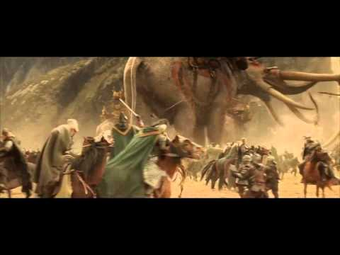 The Lord Of The Rings, 2004   Deleted scene №17) [HD 1080p]
