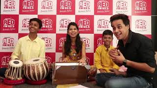 Maithili Thakur with Bauaa Jamming | Chaap Tilak Sab Chinni Re | Sochta hu ke wo kitne masson the