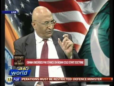 Defence & Diplomacy: Obama endorses Pak stance on Cold Start Strategy