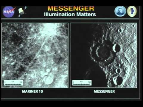 Exploring Mercury by Spacecraft: The MESSENGER Mission