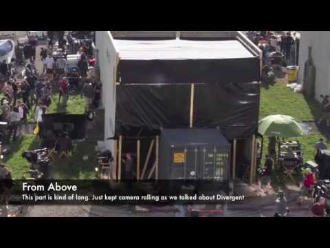 Divergent Film - Abnegation Set, Chicago ( Wells & Harrison )