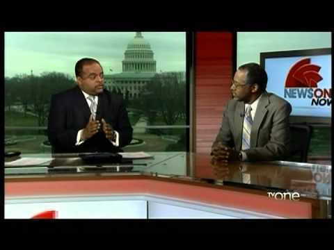 NewsOne Now Exclusive: Dr. Ben Carson: I'm Not Anti Obama; Not Excited About His Policies