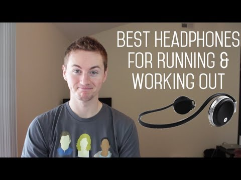Best Headphones for Running & Working Out? Motorola S305 Review