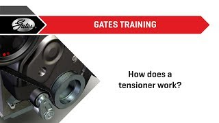 How Does a Tensioner Work?