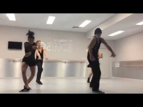 DC Academy Open Day starring SYTYCD 2014