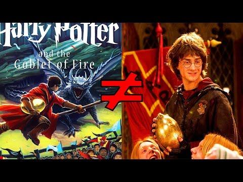 Die krassesten Harry Potter Film - Buch Unterschiede!