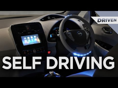 Self Driving Cars are Coming, are You Ready? - TechnoBuffalo's Driven
