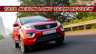 Tata Nexon Long Term Review in Hindi   MotorOctane
