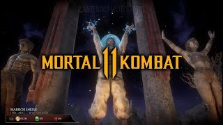 Mortal Kombat 11 Krypt - Thunder God's Shattered Staff Location (Raiden's Key Item)