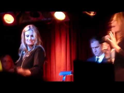 Savannah Guthrie (with Idina Menzel) 4/27/15
