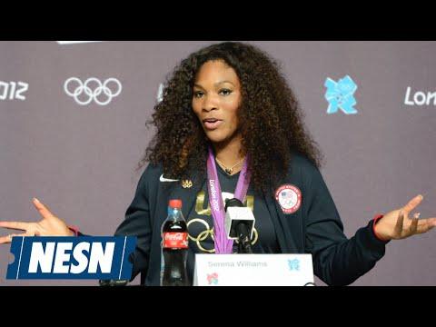 """Serena Williams On Athletes Skipping Olympics: """"It Is Sad"""""""