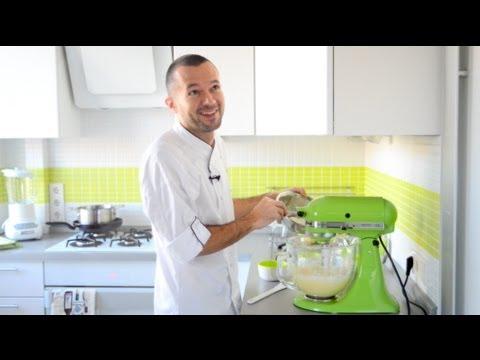 Как приготовить сладкое тесто - видео