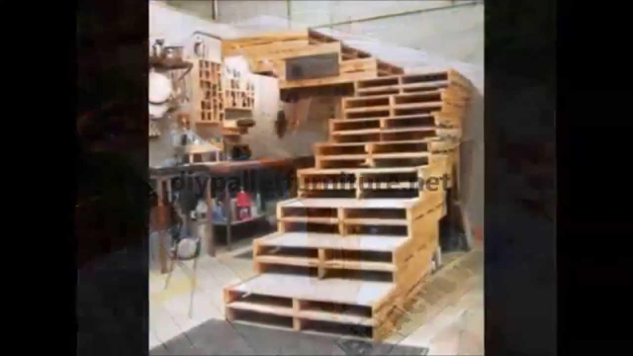 Procesos De Construccion De Muebles De Palets 5 Youtube