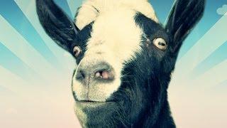 ÉDUQUEZ CETTE CHÈVRE ! ;_; - Goat Simulator (4)