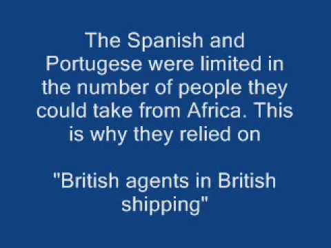 The Dutch were the start of the African Holocaust
