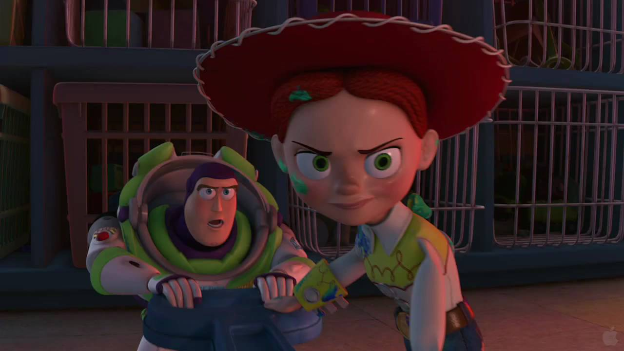 """Toy Story 3 Official Trailer """"Andy's Going to College"""